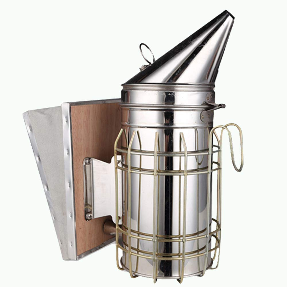 Lucky Farm Mannual Stainless Steel Can for Beekeeping Equipment Apiculture Supplies