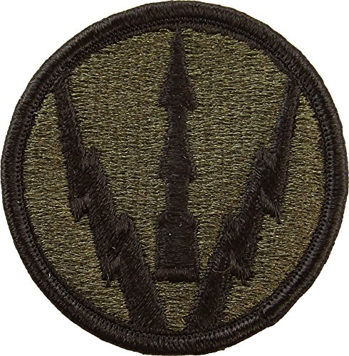 Air Defense Artillery Center / School Patch Subdued