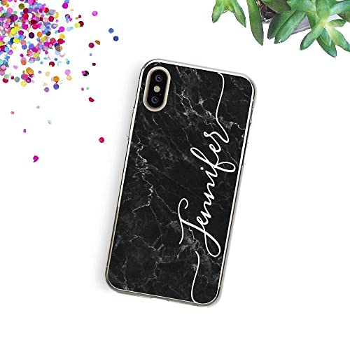 iphone xs case with name