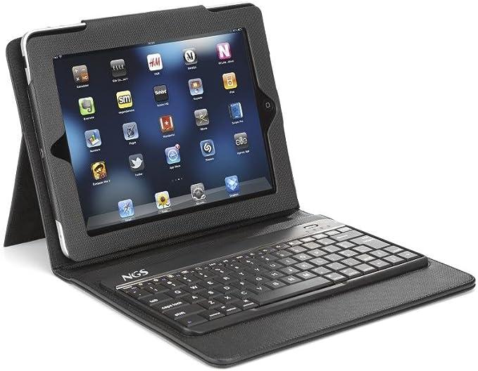 NGS i-Nimbus Teclado Bluetooth para Tablets de 9.7