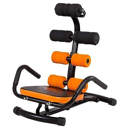 Amazon.com: Gymax Abdominal Twister Trainer, incline Ab ...