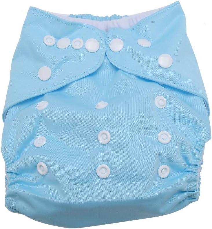 BLC-1 Toddler Pannolino Pant Regolabile Impermeabile Traspirante Panno per Pannolini Pantaloni Pannolini Riutilizzabile Pantaloni Nappy Biancheria Intima da Allenamento Lavabile per Bambini