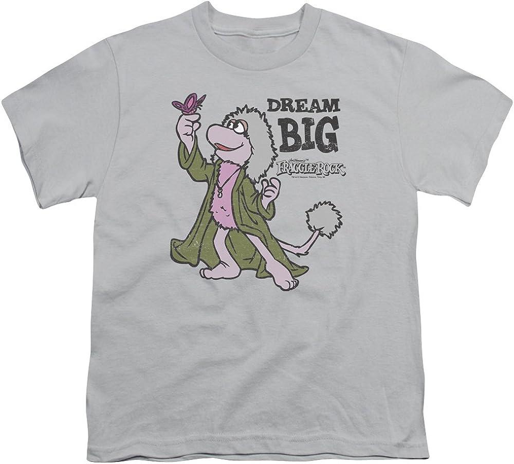 Official Women/'s Fraggle Rock Classic Gang T-Shirt