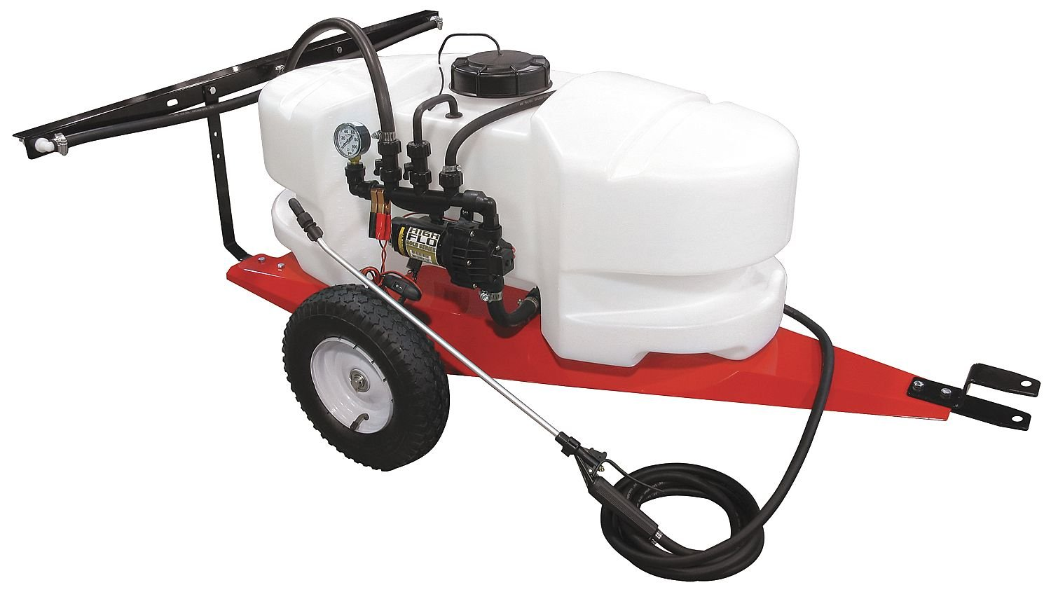 Fimco 25-Gallon Trailer Sprayer
