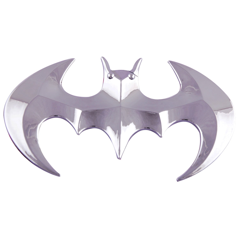 Wow plastic batman sport decal emblem for car bike amazon in car motorbike