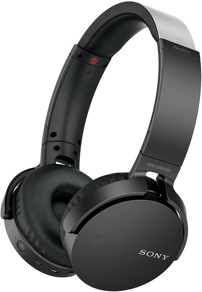 SONY ワイヤレスヘッドホン MDR-XB650BT