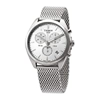 Deals on Tissot T1014171103102 PR 100 Chronograph Bracelet Mens Watch