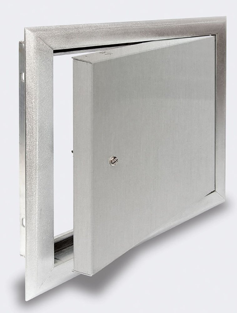 Premier 2400 Series Aluminum Universal Access Door 18 x 18 (Screwdriver Latch) by Premier Access Doors