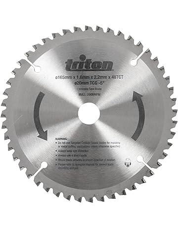 Triton 819898 - Disco de corte para sierra de incisión, 48 dientes (TTS48TCG Disco