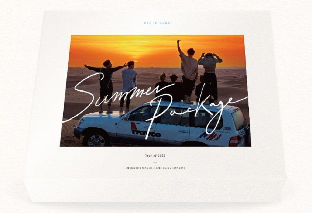 防弾少年団 BTS SUMMER PACKAGE IN DUBAI 2016 [DVD+PHOTOBOOK+GOODS]タワレコ限定 日本語字幕付 B01KNK76UI