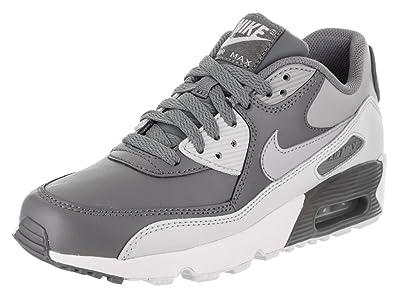 Nike Air Max 90 LTR (GS), Chaussures de Running Entrainement Garçon, Noir