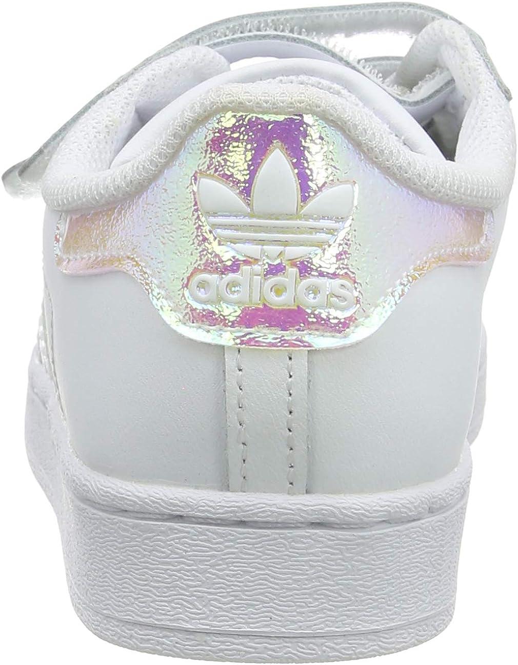 Scarpe da Ginnastica Unisex Bambini adidas Superstar CF C