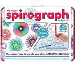 Spirograph Tin Kit