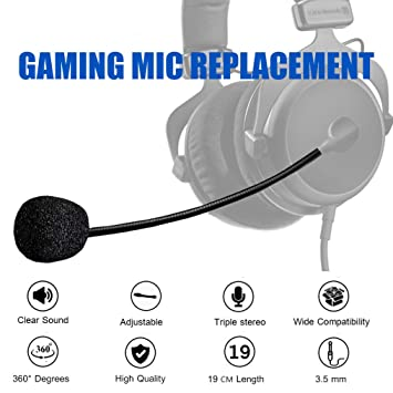Turtle Beach Mic Replacement - AMYYMA 3.5mm Detachable Game Microphone on headphone cover, headphone assembly diagram, headphone wire color code, headphone radio, iphone jack pinout diagram, beats headphone wire diagram, headphone designs, headphone cable diagram, iphone headphone wire diagram, headphone schematic diagram, headphone accessories, headphone symbol, apple headphone wire diagram, headphone connector diagram, headphone plug, headphone wrap, headphone speaker, headphone parts, headphone jack wiring, headphone wiring colors,