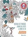 Oiseaux de paradis, jardins des délices & arbres de vie par Zottino