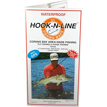 hook and line fishing map