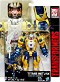 """Buy """"Transformers Generations Titans Return Titan Master Monxo and Wolfwire"""" on AMAZON"""