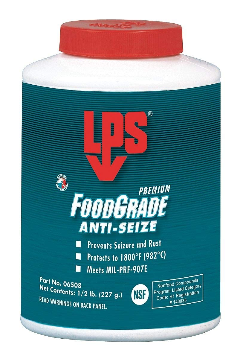 LPS Food Grade Anti-Seize 0.5 lb Can