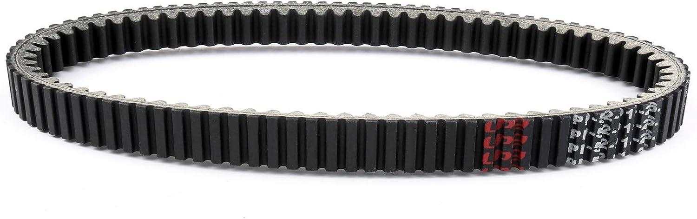 Drive Belt 59011-0011 For Kawasaki KAF400 Mule 600 610 SX 4X4 XC SE 59011-0011 Bruce /& Shark