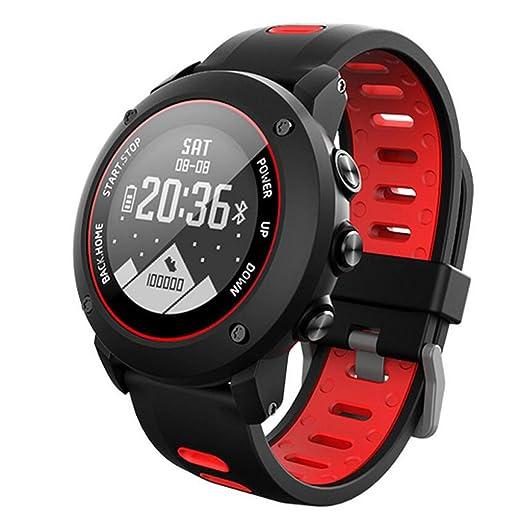 Reloj Inteligente para niños Reloj Deportivo GPS Reloj para Correr Cinturón Deportivo al Aire Libre Caminar
