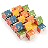Uncle Goose Braille ABC Blocks - Made in USA