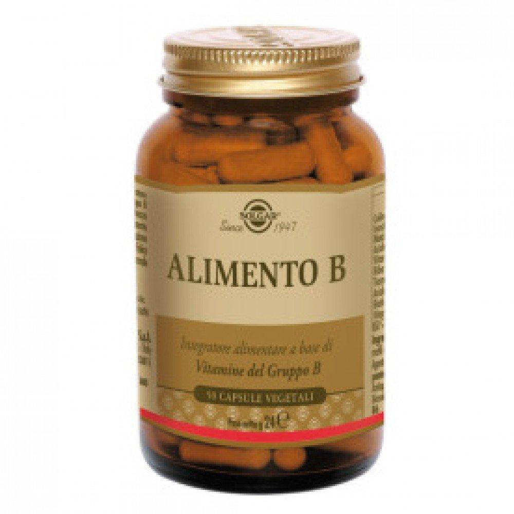 Integratore Alimentare Alimento B 50 Capsule: Amazon.es: Salud y cuidado personal