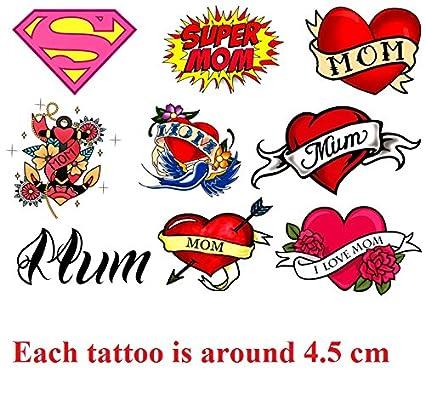Temporary Tattoos collection Collezione di tatuaggi temporanei ...