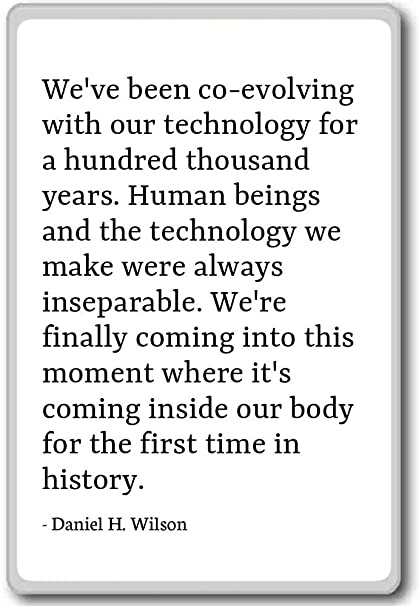 Amazoncom Weve Been Co Evolving With Our Technology Daniel H