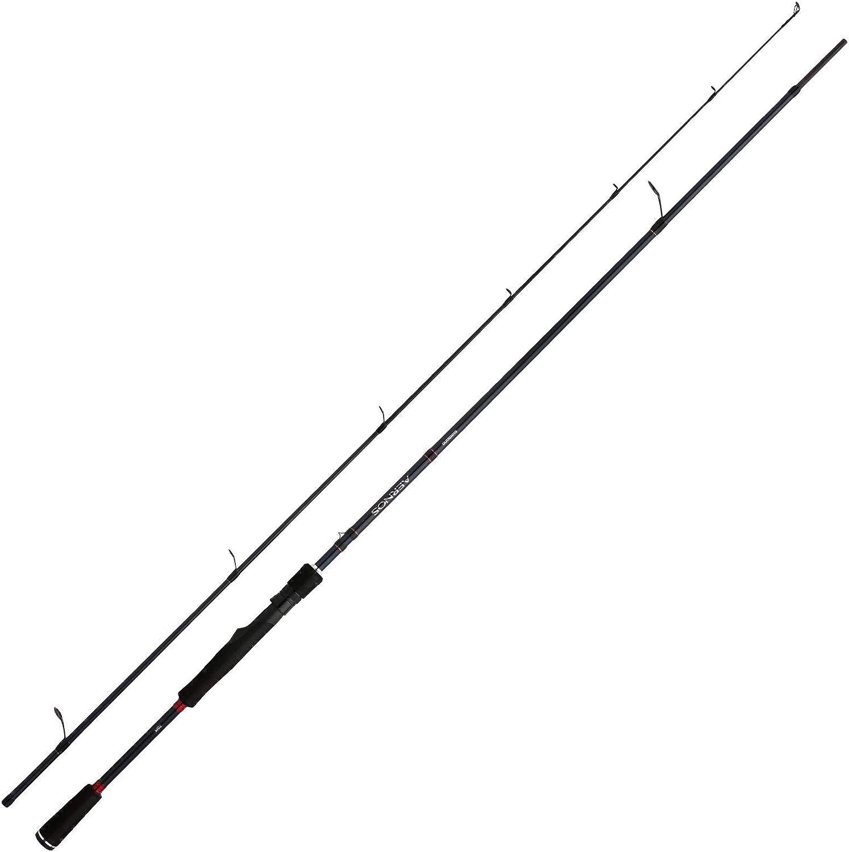 SHIMANO Aernos AX Spinning 2.39 m 7-35 g Cañas de Spinning Pesca ...