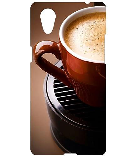 HD Coffee wallpaper Mobile Case Cover for OPPO A37 - Multi-Coloured