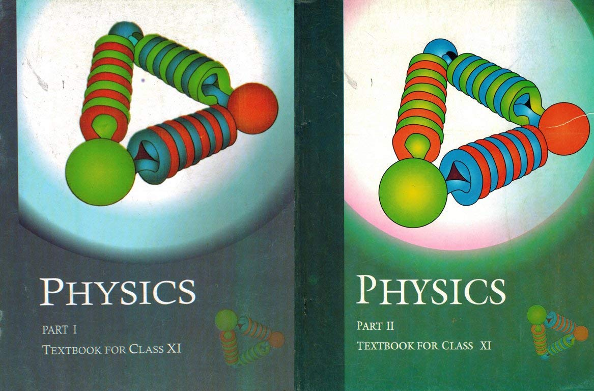 class 11 physics part 1 and part 2 book