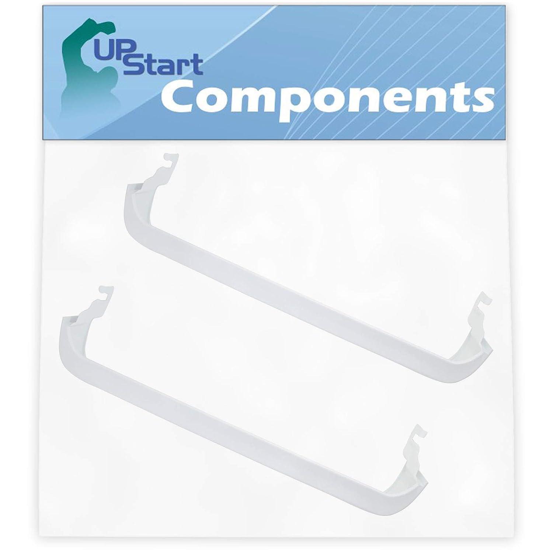 2-Pack 240338001 Refrigerator Door Bin Shelf Replacement for Frigidaire FRT21KR7EW5 Refrigerator - Compatible with AP2115859 Door Bin