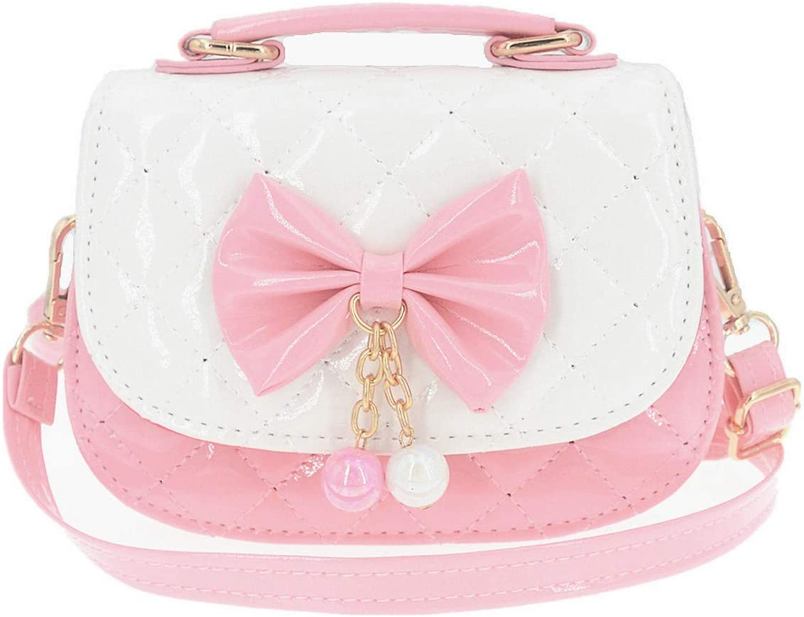 New Cute Mini Small CrossBody Bag for Baby Girl Children Shoulder Bag Coin Purse