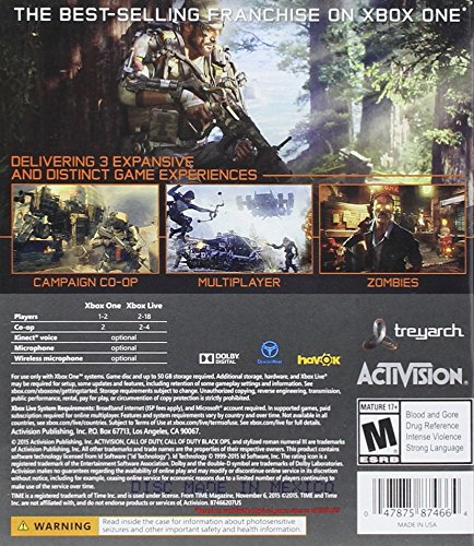 61Jfn sjaML - Call-of-Duty-Black-Ops-III-Standard-Edition-Xbox-One