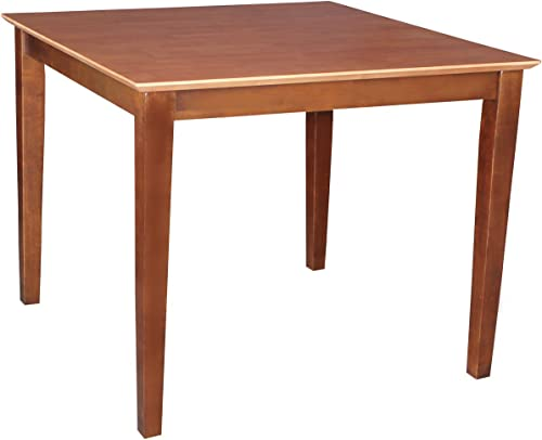 International Concepts Solid Wood Dining Table