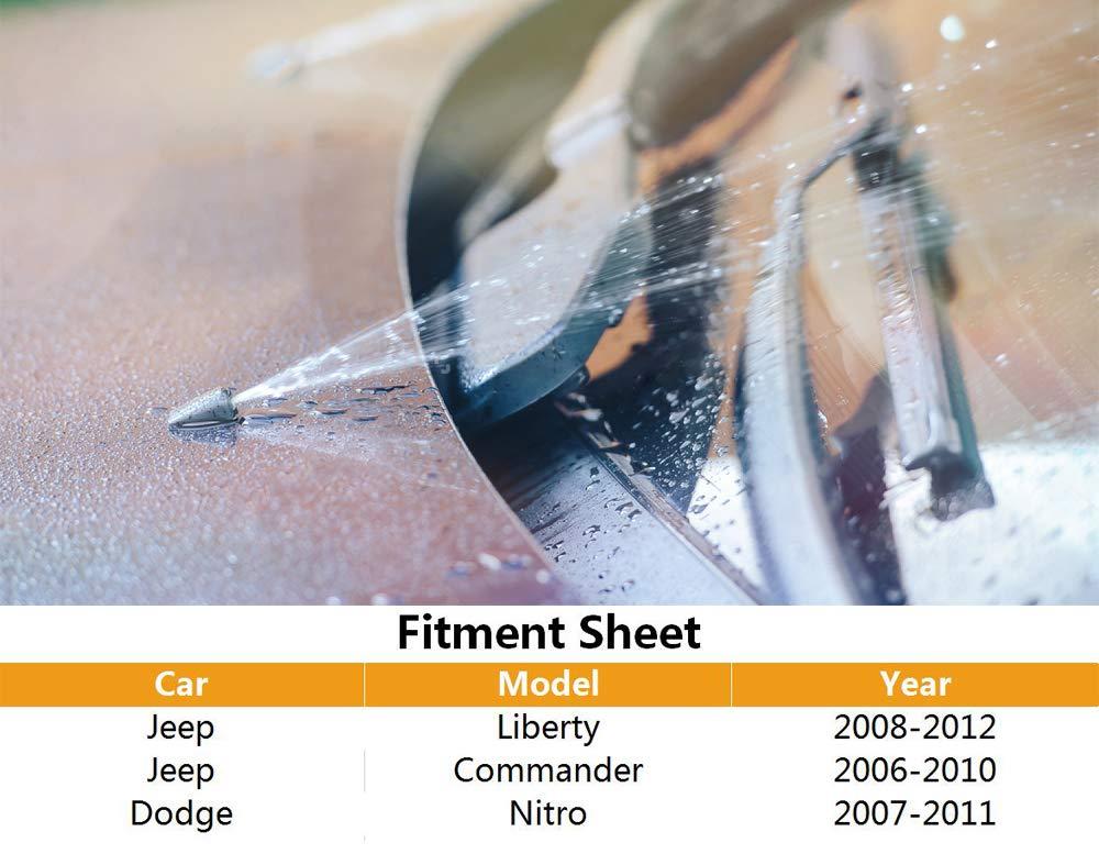 2005-2010 Pontiac G6 2007-2010 Saturn Aura MIKKUPPA Front ...