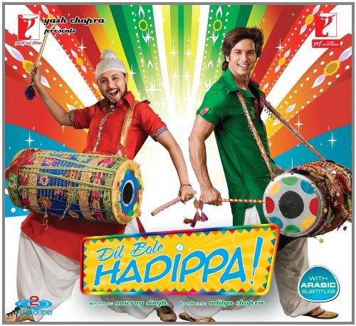Dil Bole Hadippa Video CD