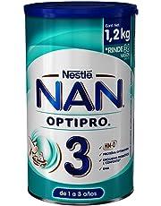 Nestle Nan Fórmula Infantil 3 Optipro, 1.2kg, Pack of 1