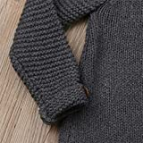 Newborn Infant Baby Girl Sweater Kid Long Sleeve