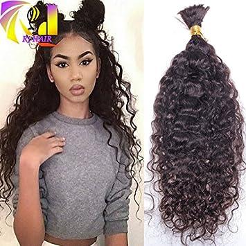 Amazon.com : RJ Hair Bulk Human Hair For