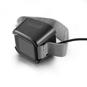 Amazon.com: Roysberry - Cargador de batería USB para Fitbit ...