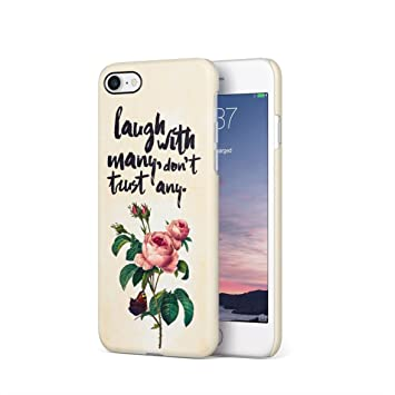Laugh With Many Dont Trust Any Rose Thorns Tumblr Quote Amazonde