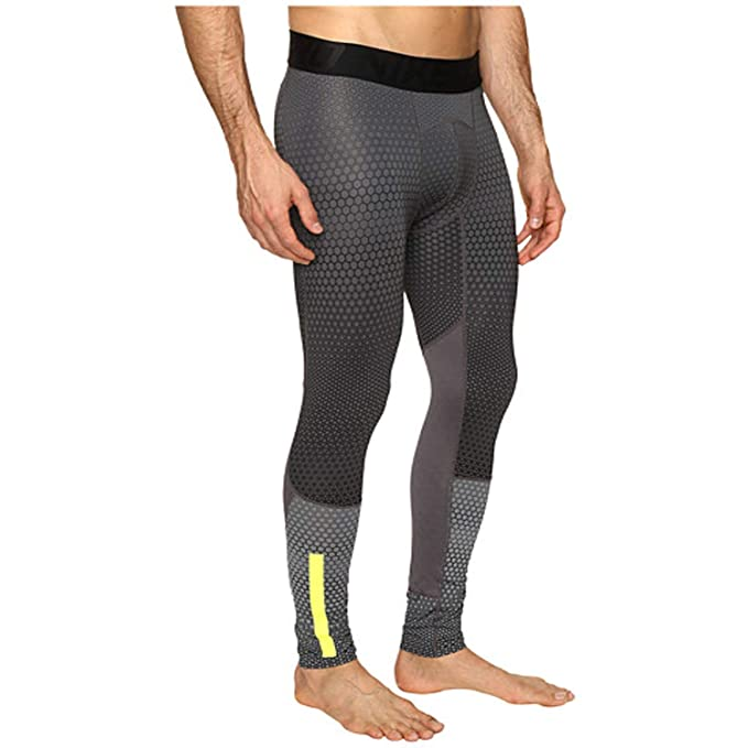Splinternye Amazon.com: Nike Pro Training Hyperwarm Compression Tights 917281 KO-02