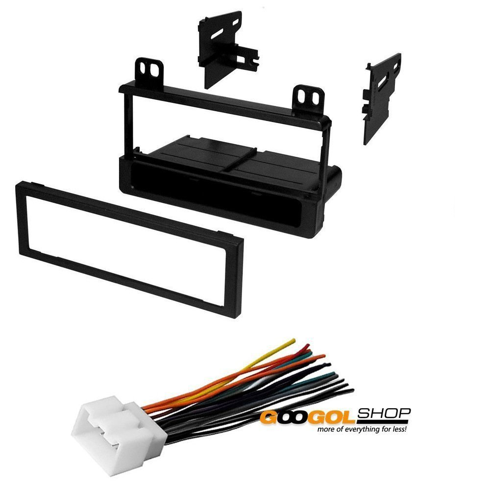 Mercury 1995 2008 Grand Marquis Car Stereo Dash 49 Wiring Harness Install Mounting Kit Wire Radio Antenna Electronics