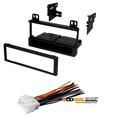 amazon com mercury 1995 2008 grand marquis car stereo dash installamazon com mercury 1995 2008 grand marquis car stereo dash install mounting kit wire harness radio antenna car electronics