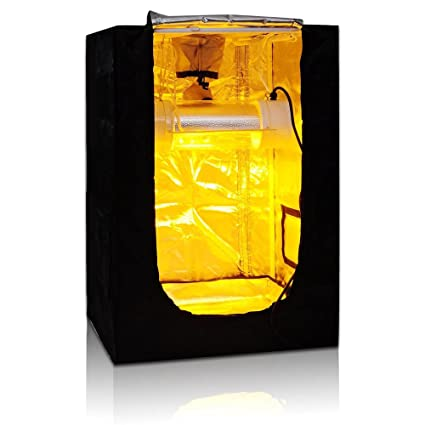 24u0026quot;x24u0026quot;x36u0026quot; Mini Grow Tent Indoor Hydroponics Dark ...  sc 1 st  Amazon.com : indoor grow tents cheap - memphite.com