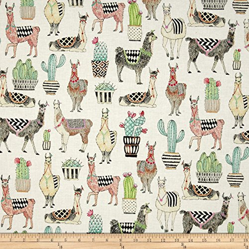 michael-miller-lovely-llamas-lovely-llamas-white-fabric-by-the-yard
