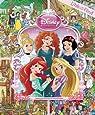 Disney Princess Look and Find