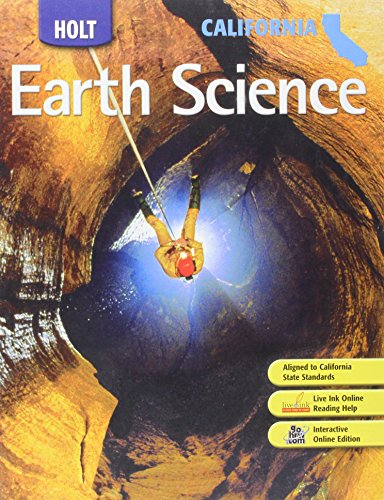 Holt Earth Science: Holt Earth Science Student Edition 2007