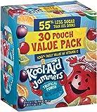 kool aid juice pack - Kool-Aid Jammers Flavored Drink, Tropical Punch, 180 Ounce
